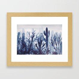Memory Landscape 5 Framed Art Print