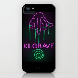 Kilgrave iPhone Case