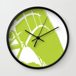 Ironbridge [Green] Wall Clock