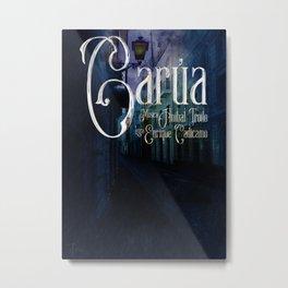 Garua Metal Print