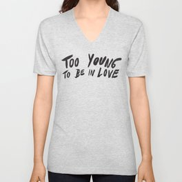 Young Unlover Unisex V-Neck