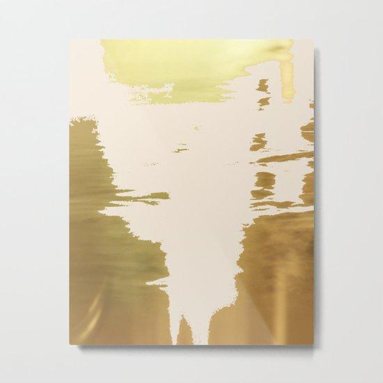 Blush Gold #society6 #decor #buyart Metal Print