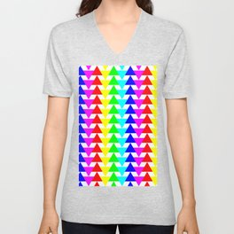 Triangalight-excite! Unisex V-Neck