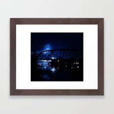 Serenity on the 4th Framed Art Print