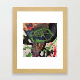 Juliana Attia Framed Art Print
