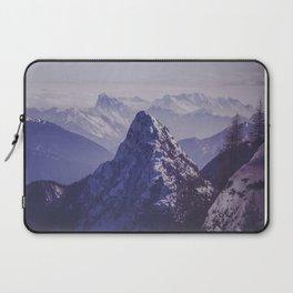 Landscape mountain Laptop Sleeve