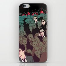 The matrix iPhone & iPod Skin