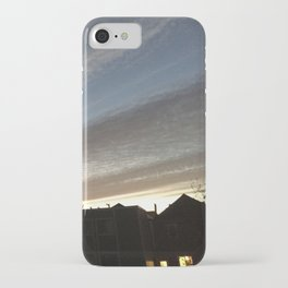 Sky Lines iPhone Case