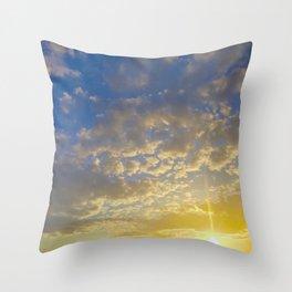 Sunset 2.0 Throw Pillow