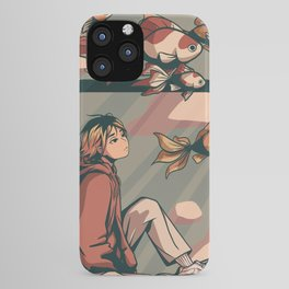 Kenma Haikyuu iPhone Case