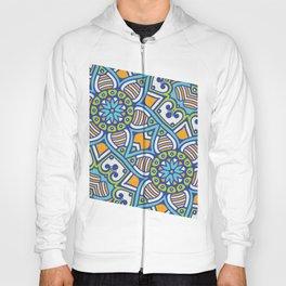 Mandala Geometrico Hoody