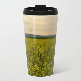 sun in the nature Travel Mug