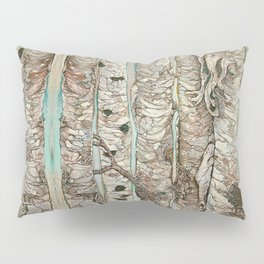 Birchen Forest Pillow Sham