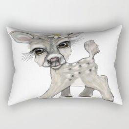 Bambi Dear Rectangular Pillow