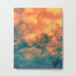Dust from a distant sun Metal Print