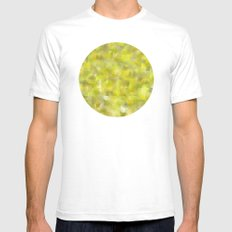 Written Circles #4 society6 custom generation Mens Fitted Tee White SMALL