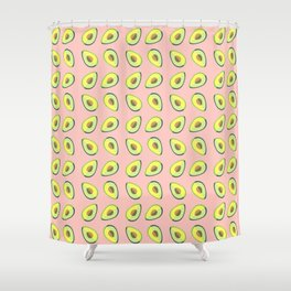 Avocado Love Shower Curtain