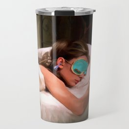 Audrey Hepburn #4 @ Breakfast at Tiffany's Travel Mug