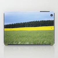 sweden iPad Cases featuring Sweden by Anya Kubilus