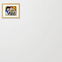Archie Comics Pop Art Framed Art Print