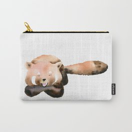 Red Panda - Animal Art Carry-All Pouch