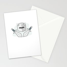 Exile From Ullathorpe - Helmet and Swords Stationery Cards