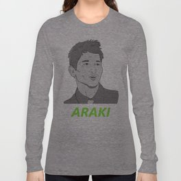 Gregg Araki Long Sleeve T-shirt