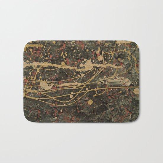 Universe Splatter Bath Mat