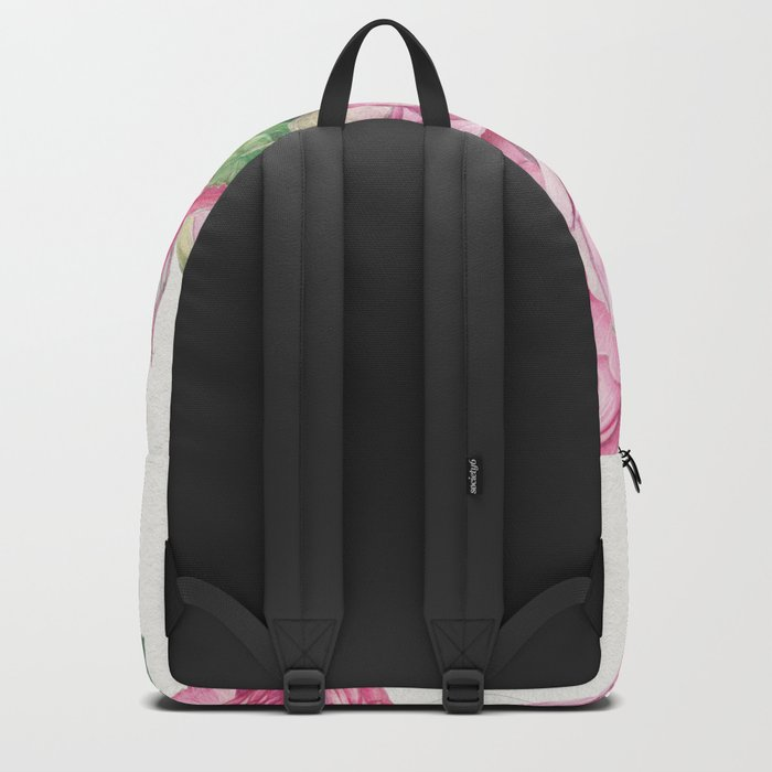 Flowers bouquet #18 Backpack
