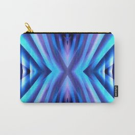 Blue Inpiration Carry-All Pouch