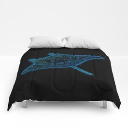 Electric Ray Comforters