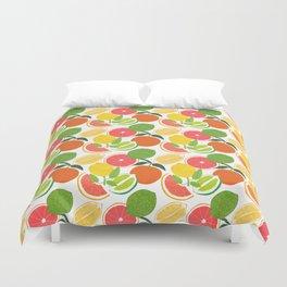 Citrus Harvest Duvet Cover