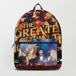 The Greatest Showman Magic Backpack