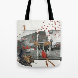 A Winter Afternoon Tote Bag