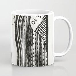 Feminist Art - Ecstasy by Samuel Jessrun de Mesqui Coffee Mug