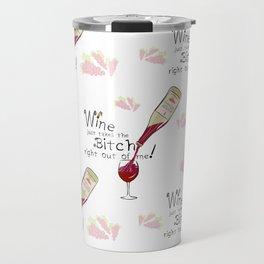 Bitchy Winer Travel Mug