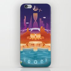 New Horizons iPhone & iPod Skin