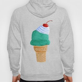 Ice Cream Cone Hoody
