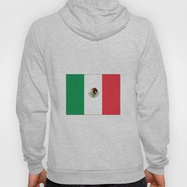 mexican's flag Hoody