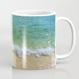 Emerald Shoreline Coffee Mug