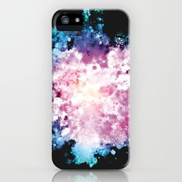 Bubbly Bloom iPhone Case