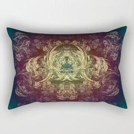 Psychedelic Art 2 Rectangular Pillow