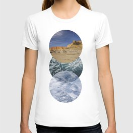 just go places T-shirt
