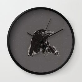 That's so Raven... Wall Clock
