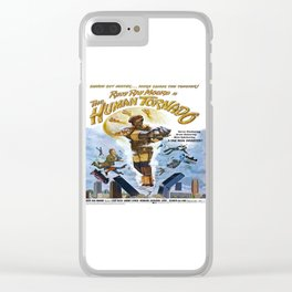 Dolemite: The Human Tornado Clear iPhone Case