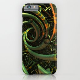 Snakes in the Grass iPhone Case