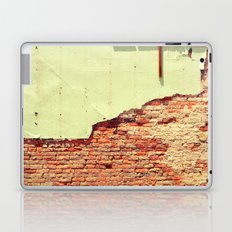 Breaking Through Laptop & iPad Skin