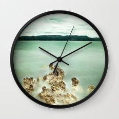 Timeless sea Wall Clock