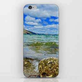 Lake Willoughby iPhone Skin