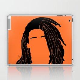 light orange Laptop & iPad Skin